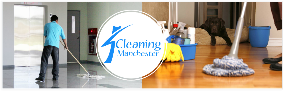 cleaning manchester banner
