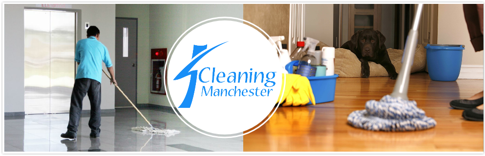 cleaning manchester logo